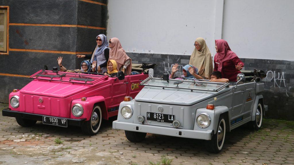 WISATA VW SAFARI JOGJAKARTA - 0812.3835.1381